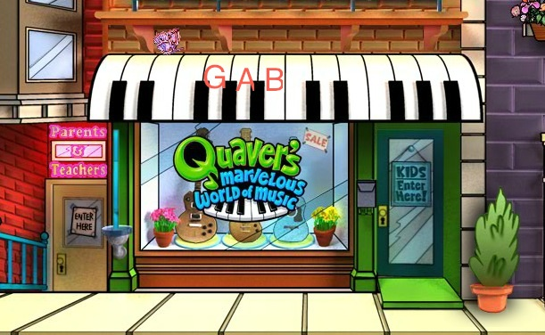 Quavermusic.com Web quests | Day in the Life of a Backwards ...